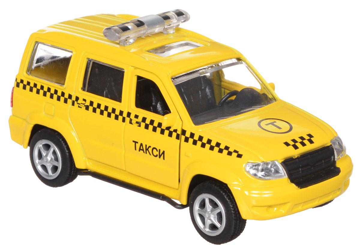 ТехноПарк Модель автомобиля УАЗ Патриот Такси машинка технопарк уаз патриот полиция 1 50