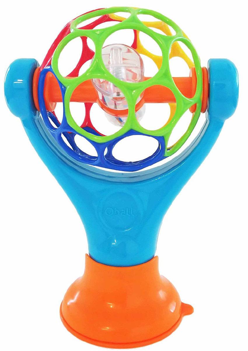 Oball Развивающая игрушка Grip & Play развивающие игрушки oball мячик на присоске