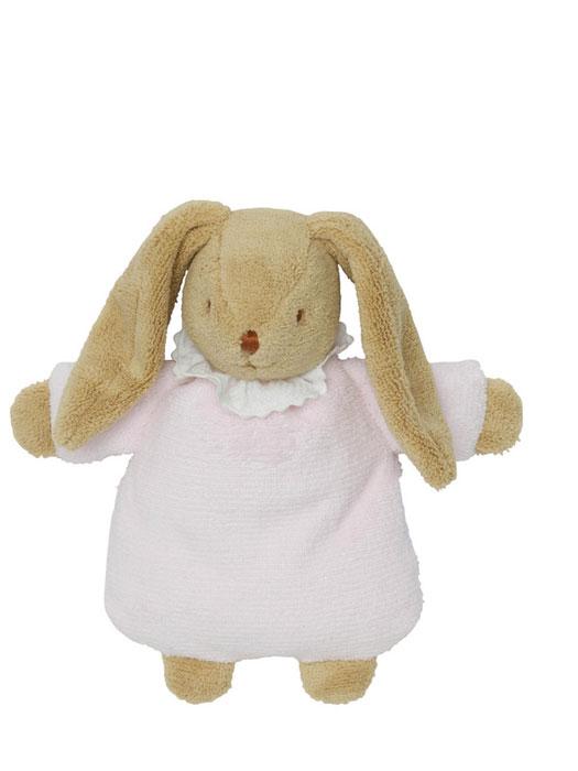 Trousselier Мягкая игрушка - погремушка Зайка bondibon мягкая игрушка погремушка слоник