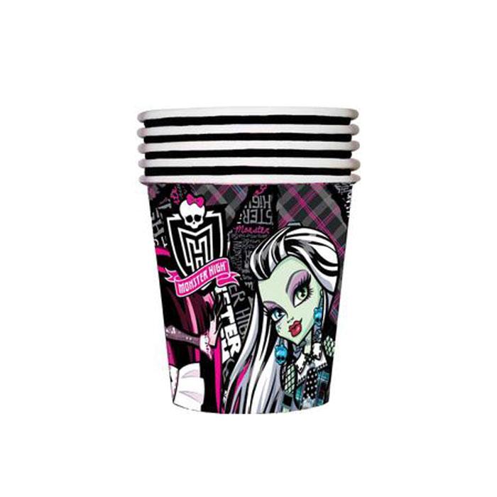 Monster High Стакан бумажный Страшно красивые -  Сервировка праздничного стола