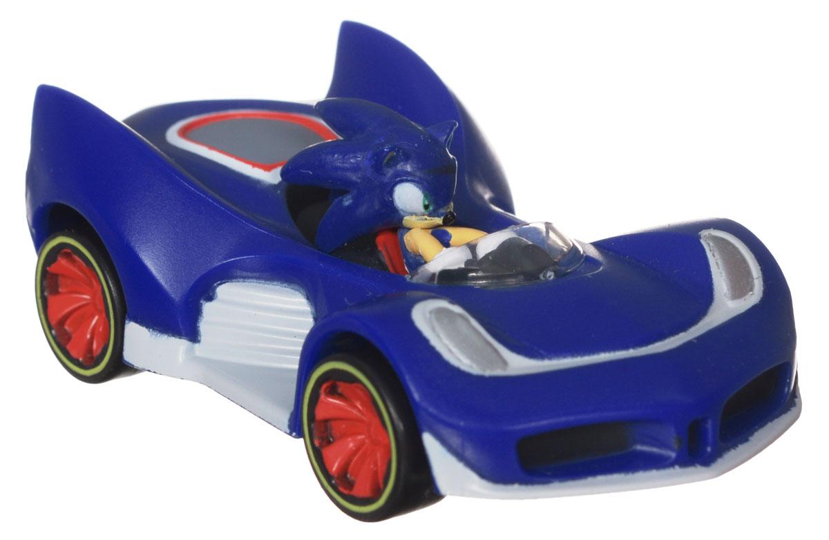Фигурка Sonic Sonic & All Stars Racing: Sonic, с машинкой sonic sonic all stars racing 2 sonic 4