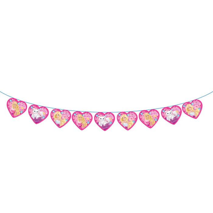 Barbie Гирлянда-флажки -  Гирлянды и подвески