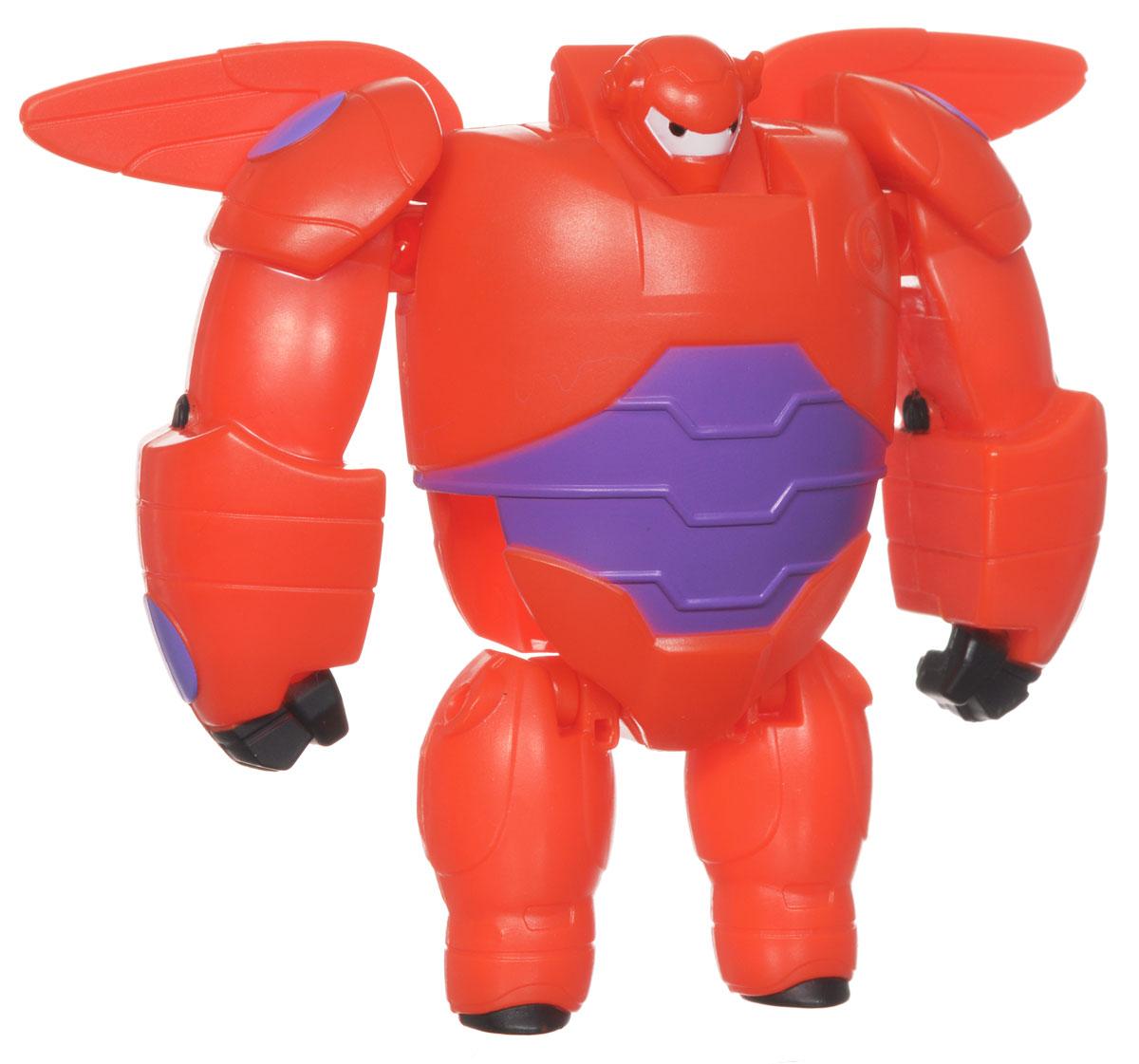 Игрушка EggStars Яйцо-трансформер: Бэймакс, цвет: красный роботы eggstars яйцо трансформер