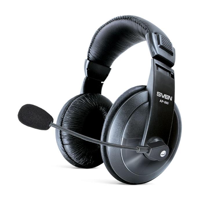 Sven AP-860MV наушники с микрофономSV-0410860
