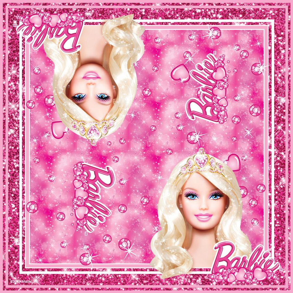 Barbie Салфетки Принцесса 20 шт товары для праздника olala салфетки barbie двухслойные 20 штук