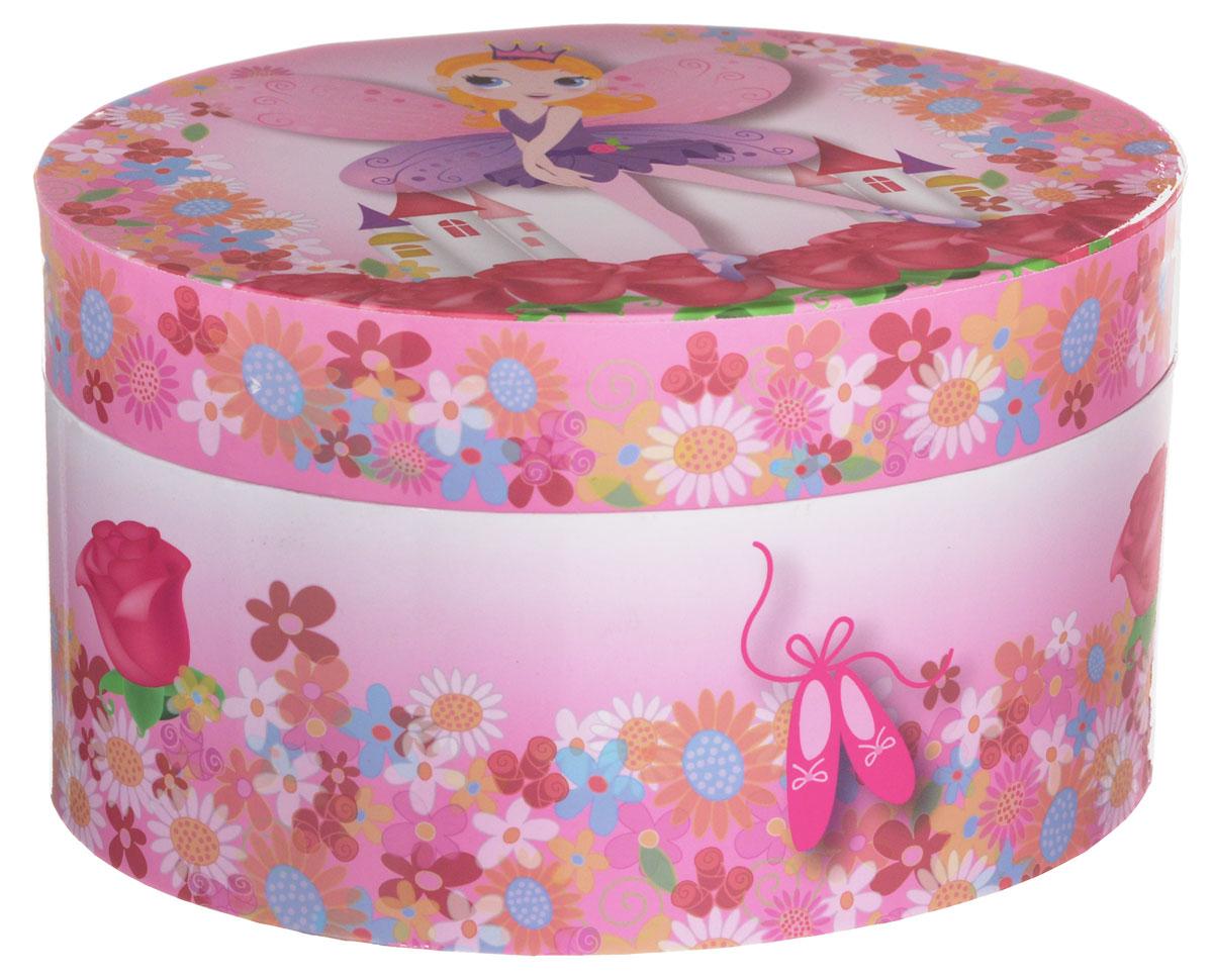 Jakos Музыкальная шкатулка цвет розовый фиолетовый музыкальная шкатулка сердечко цвет розовый
