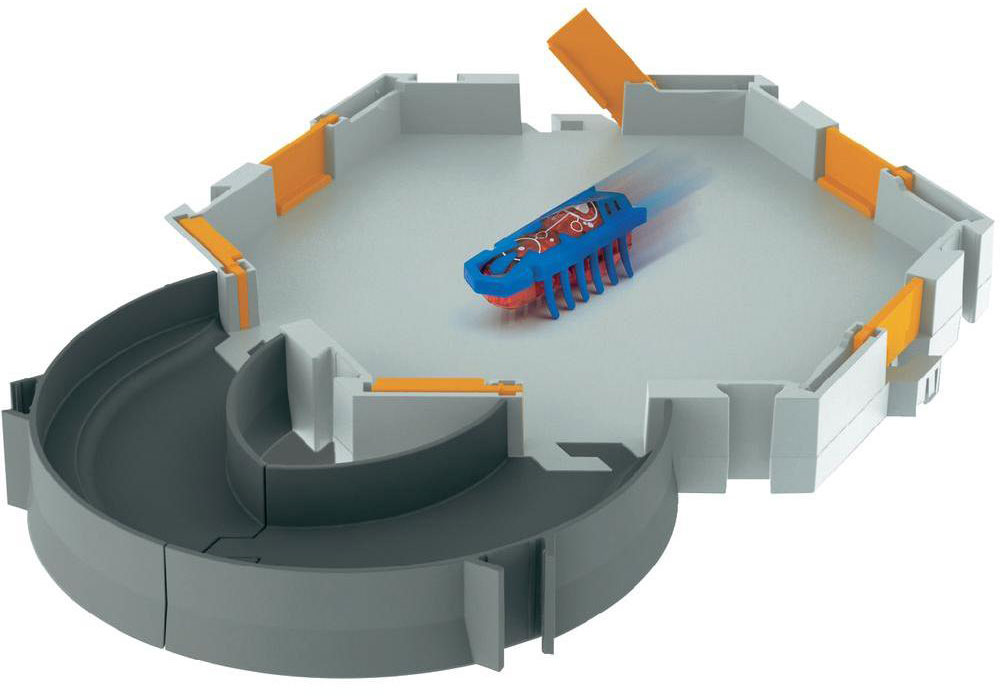 HexBug Игровой набор с микро-роботом hexbug набор нано хэбитат