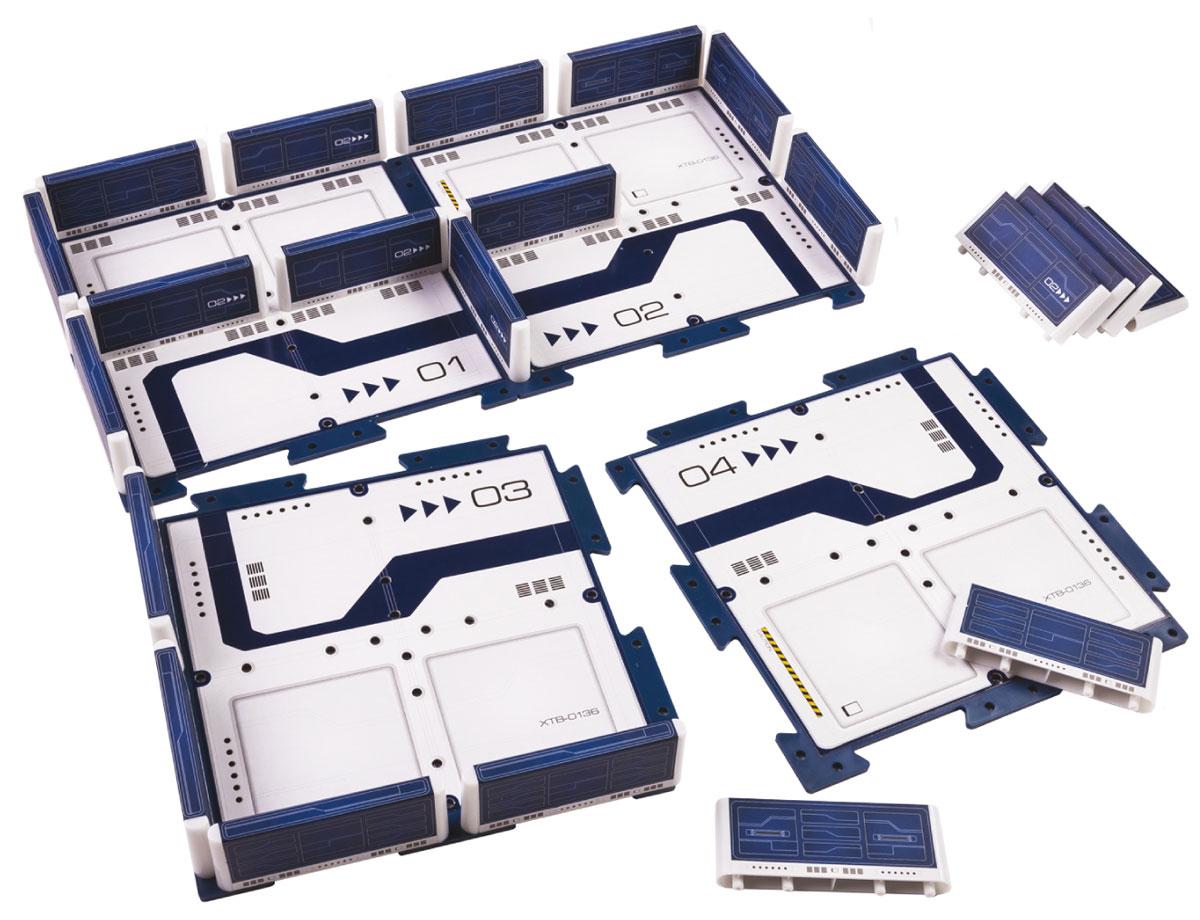 DeskPets Площадка конструктор для микро-роботов Мэйзбот