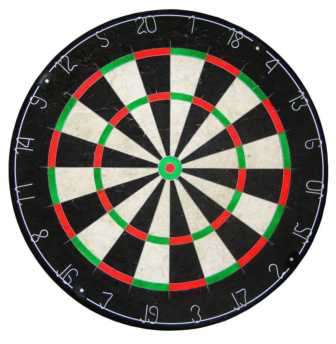 Мишень для игры в дартс Larsen, диаметр 45 см - Дартс