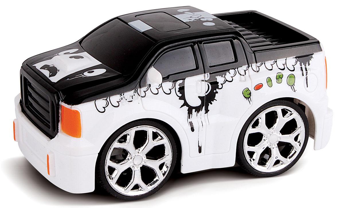 Bluesea Машинка на радиоуправлении Mini цвет черный