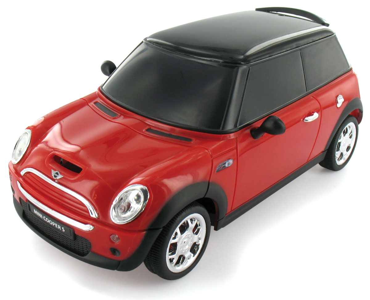 BeeWii Радиоуправляемая модель Mini Cooper S