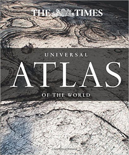 The Times Universal Atlas of the World alan roxburgh missional map making skills for leading in times of transition