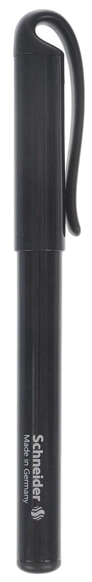 Schneider Ручка перьевая School цвет корпуса черныйS60616/1 S60616-01/1Перьевая ручка School в пластиковом черном корпусе строгого дизайна, станет отличным подарком, как школьнику, так и взрослому человеку. Прорезиненный рельефный упор для пальцев обеспечивает удобный захват ручки при письме. Перо из металла обеспечивает равномерную подачу чернил.Ручка дополнена колпачком с удобным клипом.Чернила приобретаются отдельно.