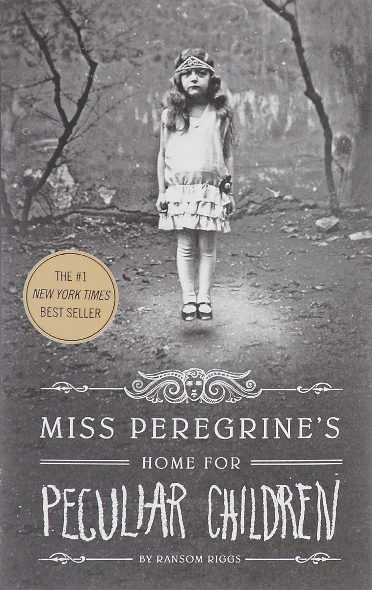 Miss Peregrine's Home for Peculiar Children брошь telle quelle брошь