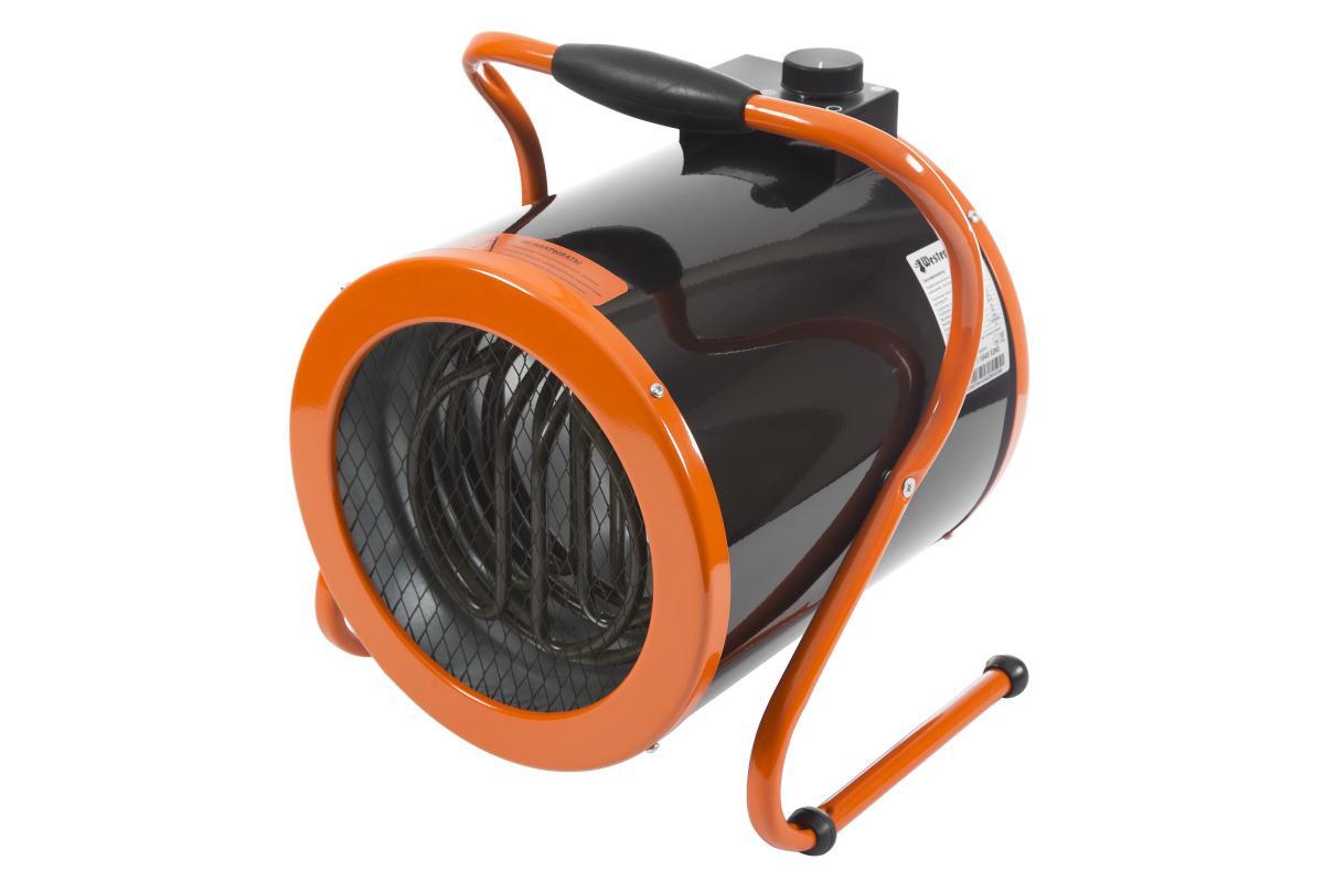 Тепловентилятор электрический Wester TB-5/7CT3,0/4,5кВт95120Тепловентилятор электрический Wester TB-5/7CT3,0/4,5кВт. Сетевая вилка в комплект не входит.
