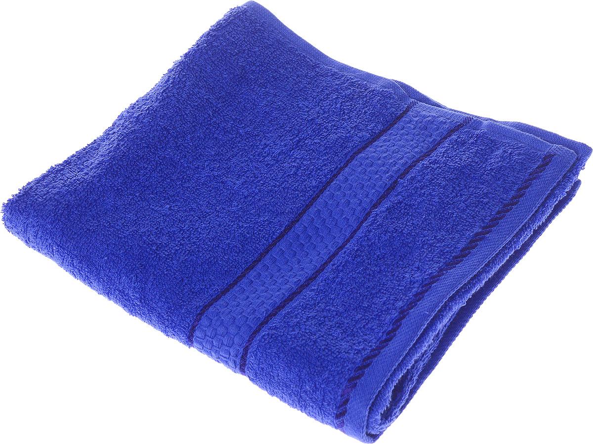 Полотенце махровое Aisha Home Textile Соты, цвет: синий, 40 х 70 смУзТ-ПМ-111-08-19Полотенце Aisha Home Textile Соты выполнено из натуральной махровой ткани (100% хлопок). Изделие отлично впитывает влагу, быстро сохнет, сохраняет яркость цвета и не теряет форму даже после многократных стирок. Полотенце очень практично и неприхотливо в уходе. Оно станет достойным выбором для вас и приятным подарком для ваших близких.