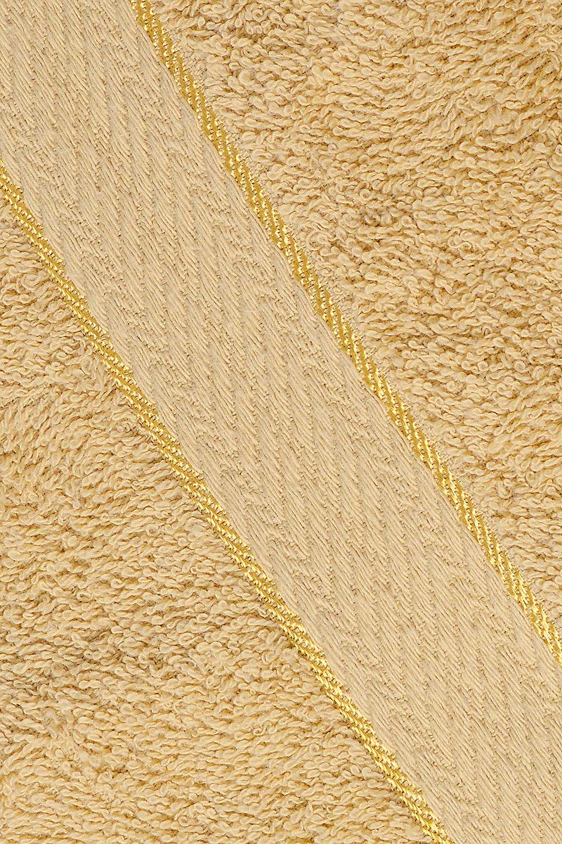 """Полотенце Osborn Textile """"Колосок"""" выполнено из натуральной  махровой ткани (100% хлопок). Изделие отлично впитывает  влагу, быстро сохнет, сохраняет яркость цвета и не  теряет форму даже после многократных стирок.   Полотенце очень практично и неприхотливо в  уходе. Оно станет достойным  выбором для вас и приятным подарком для ваших  близких."""