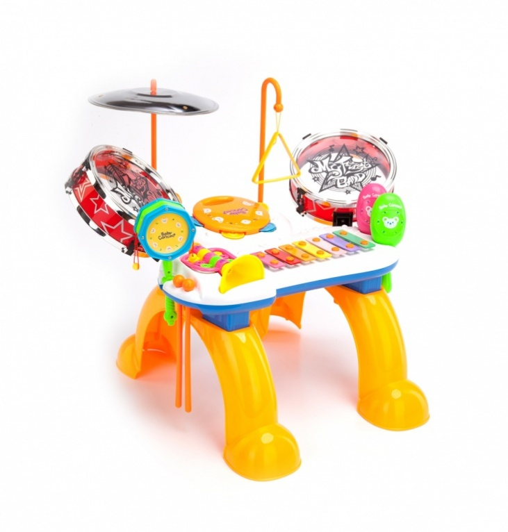 Bradex Развивающий музыкальный центр Мелодия электронные игрушки bradex станция музыкальная мелодия детская