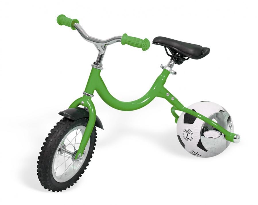 Bradex Беговел детский Велоболл цвет зеленый -  Беговелы