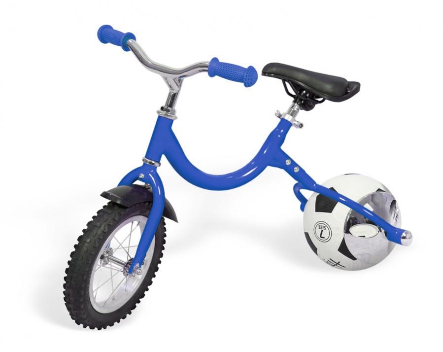 Bradex Беговел детский Велоболл цвет синий -  Беговелы