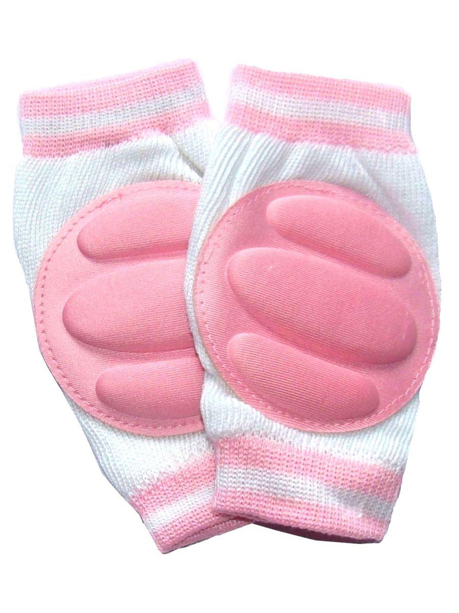 Bradex Наколенники для ползания цвет розовый
