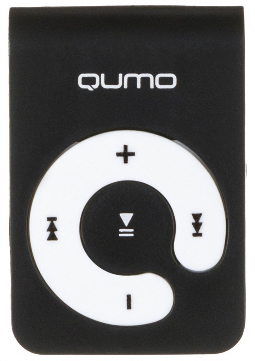 Qumo Hit, Black MP3-плеер
