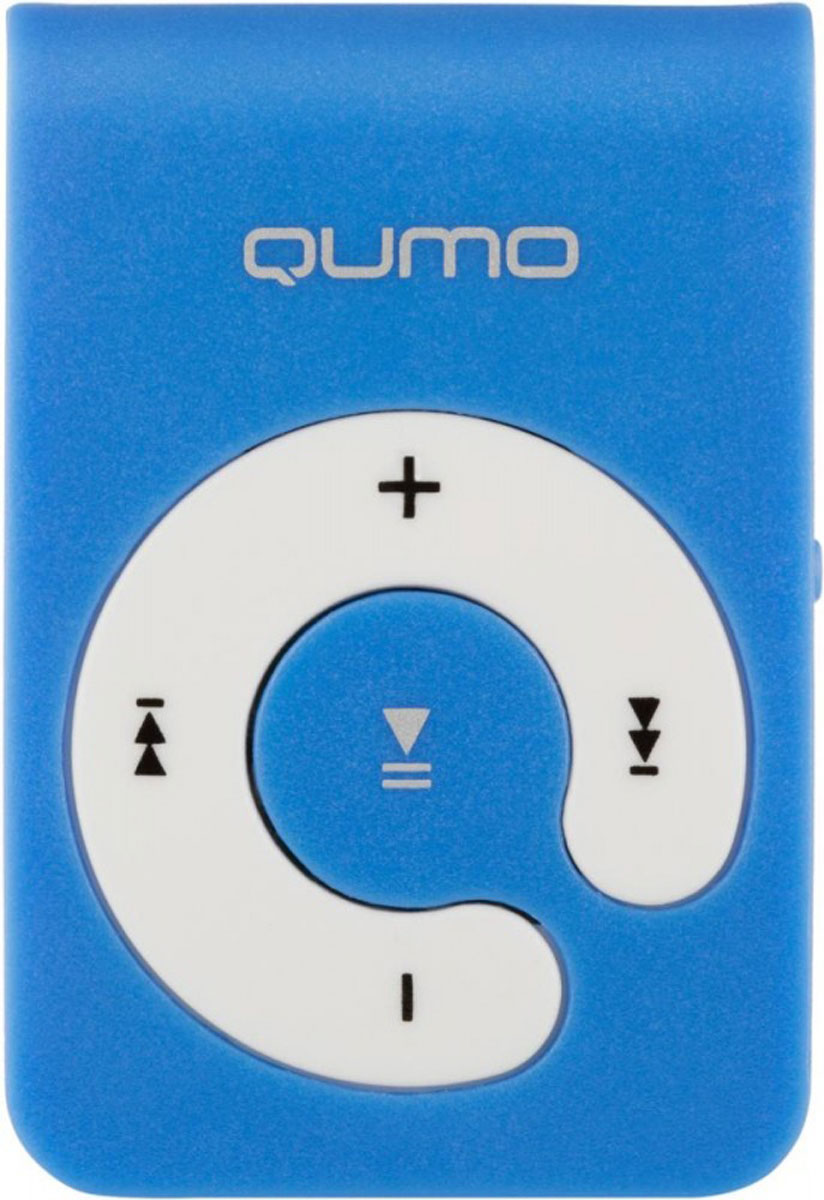 Qumo Hit, Blue MP3-плеер