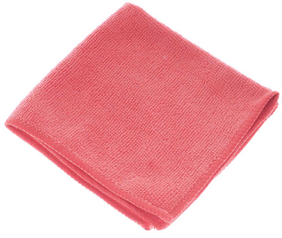 Салфетка универсальная Celesta, из микрофибры, цвет: коралловый, 30 х 30 см4660_ коралловыйСалфетка Celesta, изготовленная из микрофибры (80% полиэстера и 20% полиамида), предназначена для сухой и влажной уборки. Подходит для ухода за любыми поверхностями. Благодаря специальной структуре волокон справляется с загрязнениями без использования моющих средств. Не оставляет разводов и ворсинок. Обладает отличными впитывающими свойствами.Размер салфетки: 30 х 30 см.