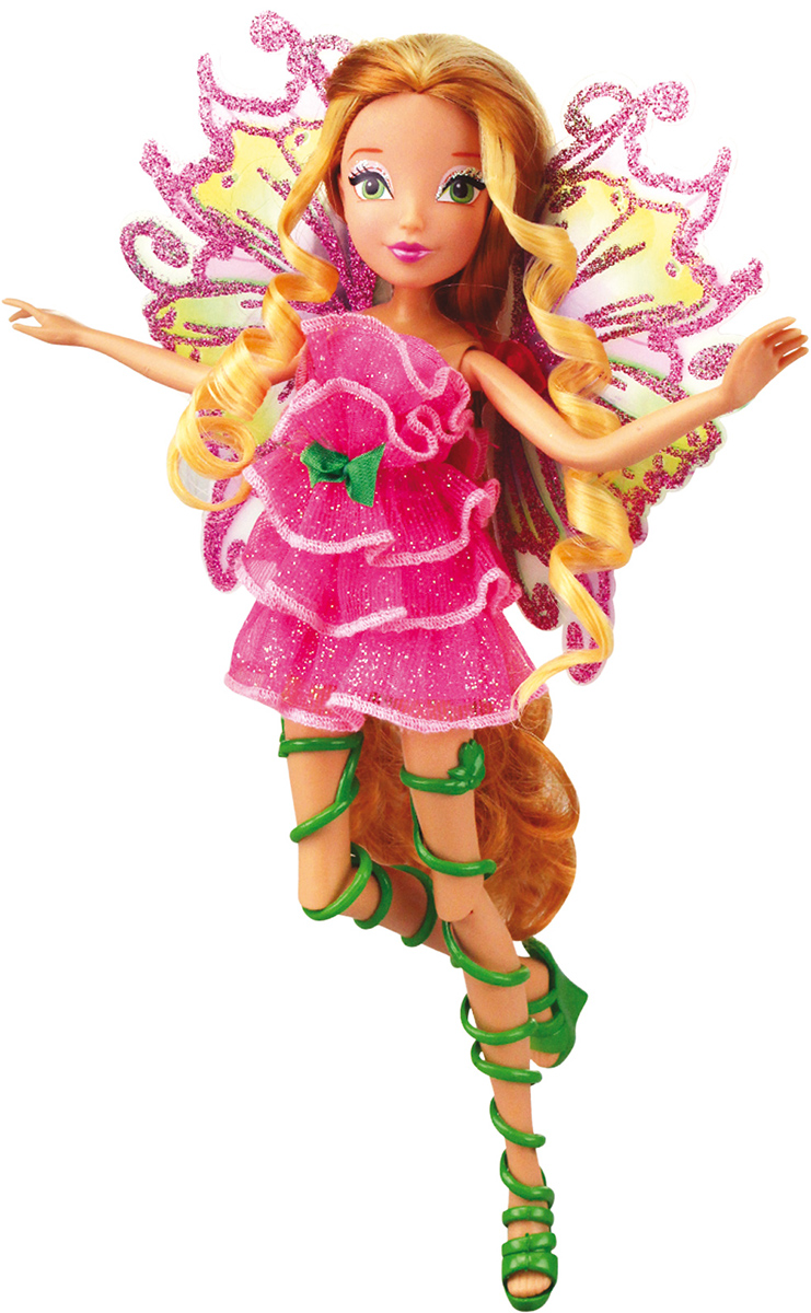 Winx Club Кукла Мификс Флора winx club кукла флора magic flowers winx club