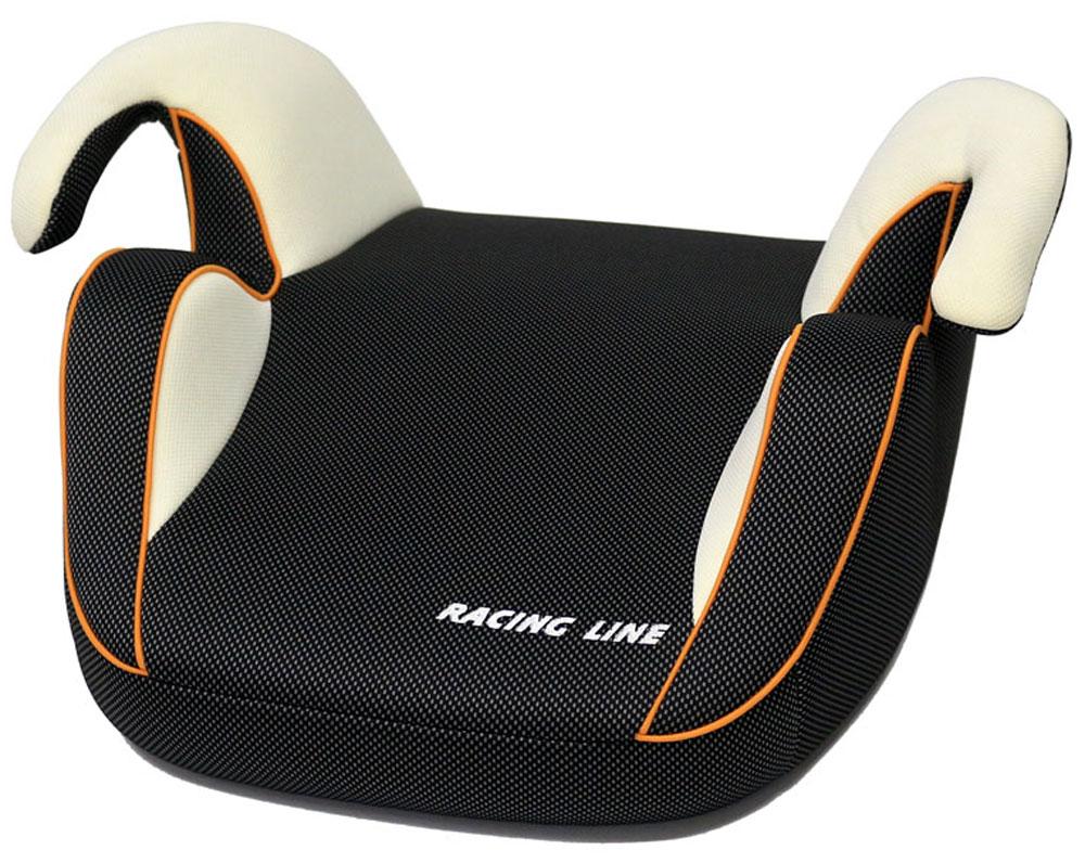 Rant Бустер Racer цвет темно-серый от 15 до 36 кг4630008874615Автокресло (бустер) Rant Racer предназначено для детей весом от 15 до 36 кг (приблизительно с 5 до 12 лет), относится к старшей возрастной группе. Особенности: Автокресло (бустер) представляет собой сиденье без спинки анатомической формы с удобными подлокотниками, которые обеспечивают комфорт ребенку при длительных поездках, а также обеспечивают правильное положение рук ребенка, чтобы он меньше уставал во время поездок. Автокресло (бустер) разработано для того, чтобы приподнять ребенка на необходимую высоту, чтобы автомобильный ремень безопасности правильно проходил через грудную клетку и тазобедренную часть ребенка. В конце поездки автокресло (бустер) можно с легкостью и быстро убрать в багажник машины. Его также можно использовать для поездок в такси или других автомобилях, необорудованных детскими автокреслами. Съемный чехол автокресла Racer изготовлен из экологичной, эластичной ткани, легко чистится или стирается вручную, возможна стирка в деликатном режиме в стиральной машине при температуре 30°. Установка и крепление: Автокресло (бустер) Racer устанавливается по направлению движения на заднем сиденье автомобиля, и крепится вместе с ребенком штатными автомобильными ремнями. Специальный фиксатор положения ремня поможет правильно зафиксировать ремень на уровне груди ребенка. Важно! Диагональный ремень безопасности должен проходить через грудную клетку и плечо ребенка, а не шею. Закрепляя горизонтальный ремень безопасности через подлокотники автокресла (бустера), обязательно максимально натяните его и следите за тем, чтобы он проходил через тазобедренную часть тела, а не через живот. Автокресло (бустер) Racer сертифицировано и соответствует требованиям Европейского стандарта качества и безопасности ECE R44-04.