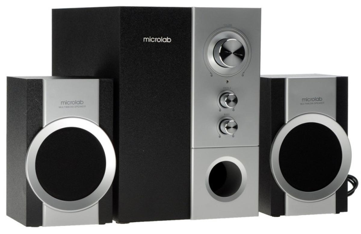 Microlab M520 акустическая система цена и фото