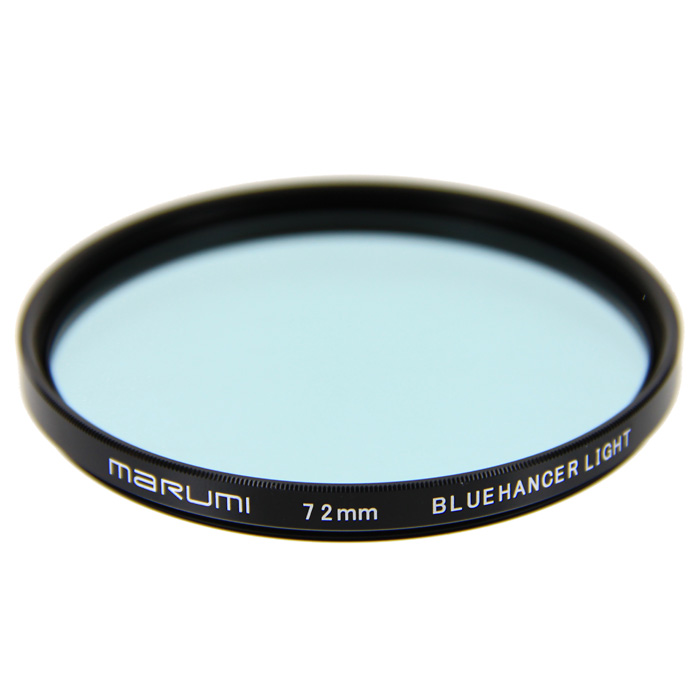 Marumi BlueHancer Light цветоусиливающий фильтр (72 мм) светофильтр marumi mc c pl 55mm