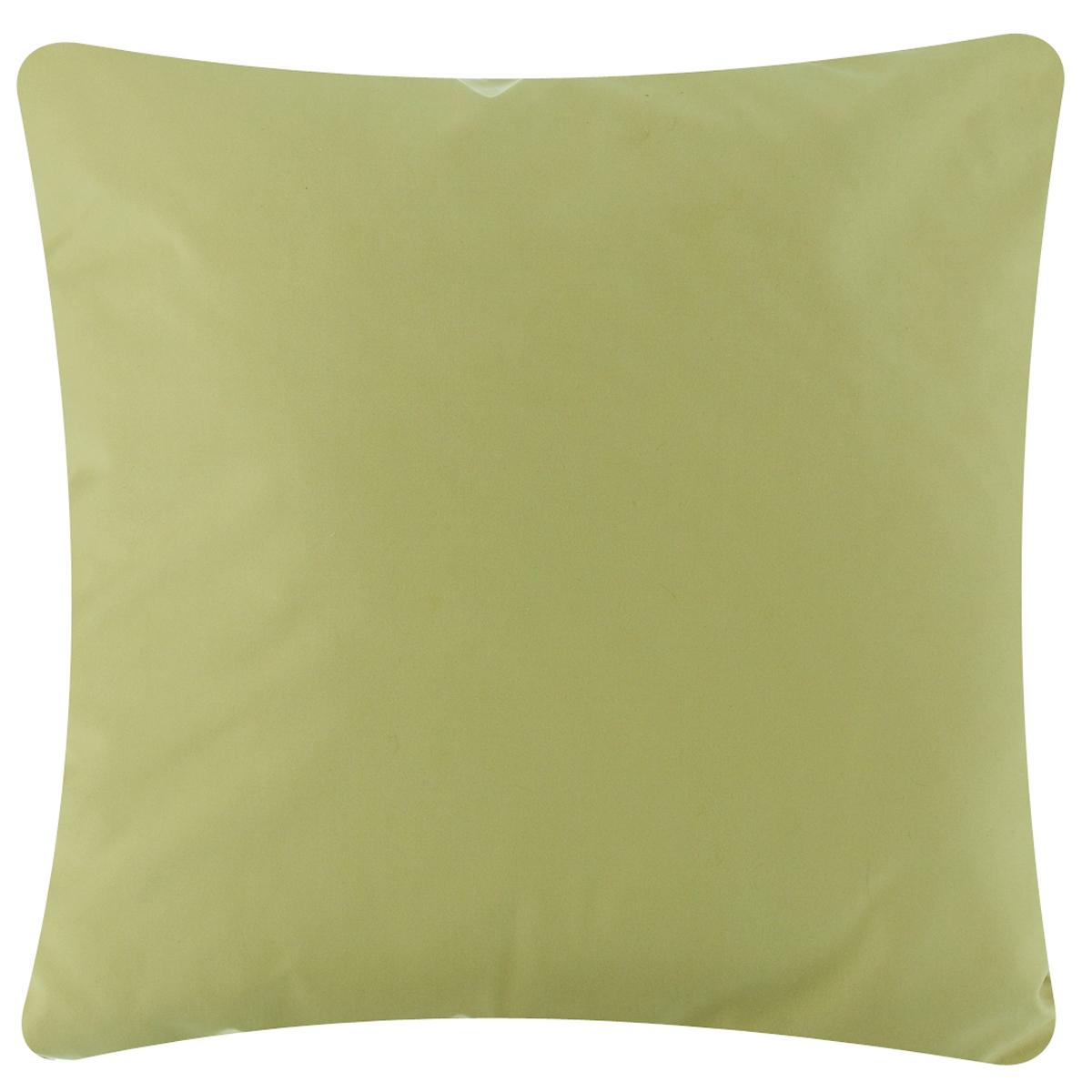 Подушка декоративная Proffi Оливки, 43 х 43 смPH5940Декоративная подушка Proffi Оливки - это яркое украшение вашего дома. Чехолвыполнен из приятного на ощупь полиэстера и закрывается на молнию. Внутри -мягкий наполнитель, изготовленный из синтепона. Лицевая сторона подушки одного цвета, задняя - другого.Стильная и яркая подушка эффектно украсит интерьер и добавит в привычнуюобстановку изысканность и роскошь.