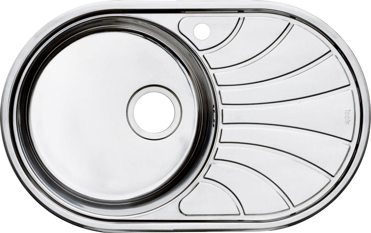 """Корпус мойки Iddis """"Suno"""" выполнен из специальной нержавеющей стали марки 304 с содержанием хрома 18%, и никеля 10%. Это гарантирует устойчивость к воздействию химических веществ, появлению пятен и коррозии. Толщина стали в мойке 0,8 мм.  Специальное дополнительное антишумовое покрытие Silenon, нанесенное на обратную сторону чаш, разработано для снижения шума воды в мойке.   Конструкция краев мойки, крепления и специальная уплотнительная прокладка обеспечивает максимально плотное прилегание к столешнице и защищает от протекания.  Мойка из нержавеющей стали Iddis имеет изготовленное на заводе отверстие под смеситель, что делает ее полностью готовой к установке.  Наличие шаблона для выреза отверстия в столешнице для каждой модели облегчает процесс установки моек Iddis.   Гарантия на мойки из нержавеющей стали Iddis составляет 15 лет. Глубина чаши: 180 мм, диаметр чаши: 410 мм."""