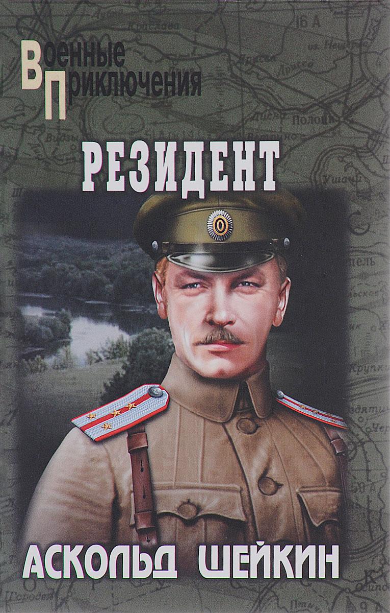 Аскольд Шейкин Резидент валентин рунов удар по украине вермахт против красной армии
