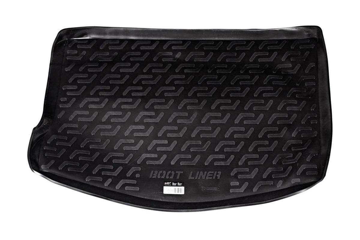 Коврик автомобильный L.Locker для Ford Focus II хэтчбек 2005-, в багажник0102020501Коврики производятся индивидуально для каждой модели автомобиля из современного и экологически чистого материала, точно повторяют геометрию пола автомобиля, имеют высокий борт от 4 см до 6 см, обладают повышенной износоустойчивостью, антискользящими свойствами, лишены резкого запаха, сохраняют свои потребительские свойства в широком диапазоне температур (от -50 до +80°C).Размер коврика: 100 х 75 см.