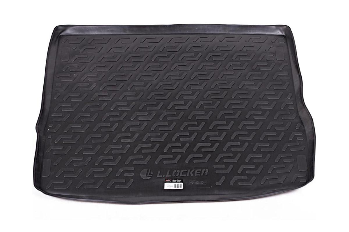 Коврик в багажник L.Locker, для Ford Focus II un (08-)0102020901Коврик L.Locker производится индивидуально для каждой модели автомобиля из современного и экологически чистого материала. Изделие точно повторяют геометрию пола автомобиля, имеет высокий борт, обладает повышенной износоустойчивостью, антискользящими свойствами, лишен резкого запаха и сохраняет свои потребительские свойства в широком диапазоне температур (от -50°С до +80°С).