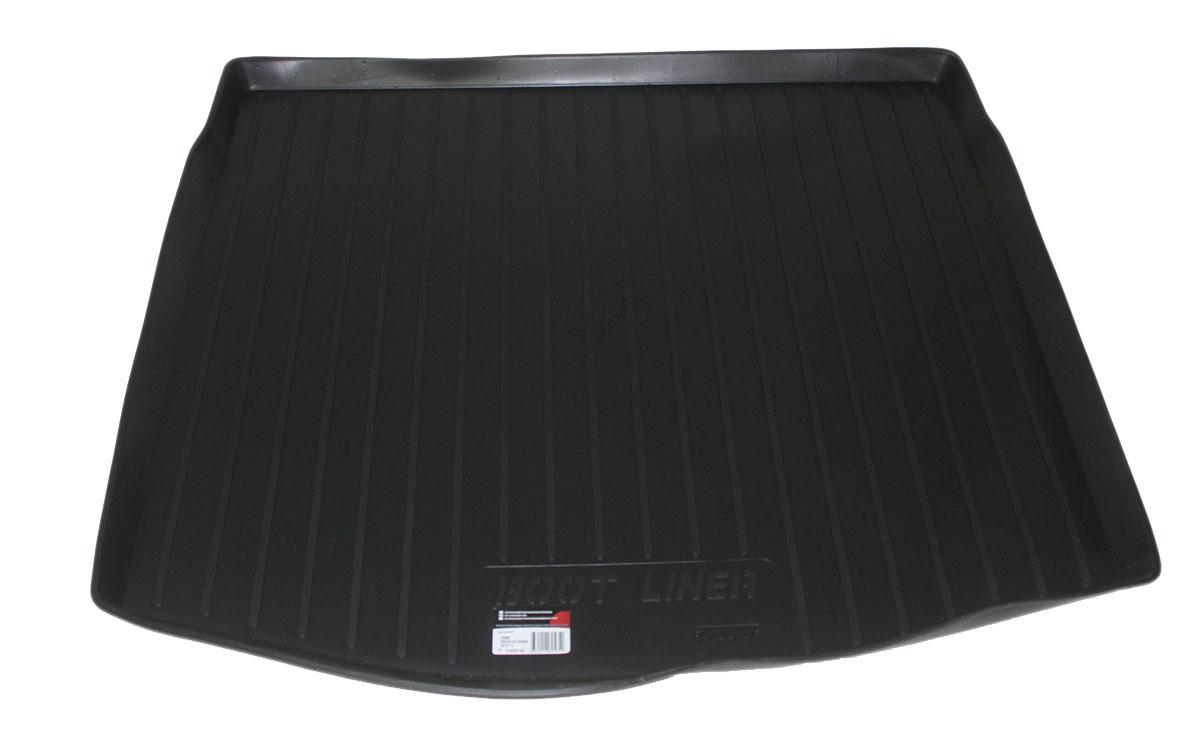 Коврик в багажник Ford Focus III sd (11-)седан полиуретан0102021101Коврики производятся индивидуально для каждой модели автомобиля из современного и экологически чистого материала, точно повторяют геометрию пола автомобиля, имеют высокий борт от 4 см до 6 см., обладают повышенной износоустойчивостью, антискользящими свойствами, лишены резкого запаха, сохраняют свои потребительские свойства в широком диапазоне температур (-50 +80 С).