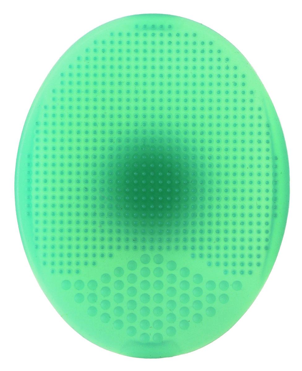 Cleaning Sponge DETOX Спонж-массажер для умывания1051V15641Деликатное очищение, идеальный результат!Мягкие и гибкие волокна силиконового спонжа эффективно и бережно удаляют косметику, ороговевшие клетки, не травмируя кожу, создавая эффект мягкого пилинга.Глубоко очищаются поры и уменьшаются чёрные точки. Спонж эффективен в использовании со средствами для ухода за кожей лица - пенкой, очищающим маслом, масками, кремами, гелями от черных точек на лице.Легкий массаж во время умывания улучшает кровообращение, стимулирует обменные процессы, улучшает цвет лица, делая кожу более гладкой и шелковистой.Срок хранения: не ограничен