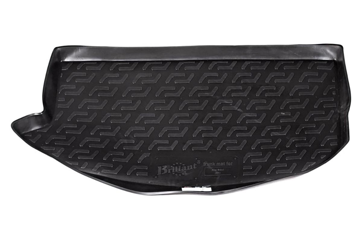 Коврик в багажник Kia Soul (09-) полиуретан0103090101Коврики производятся индивидуально для каждой модели автомобиля из современного и экологически чистого материала, точно повторяют геометрию пола автомобиля, имеют высокий борт от 4 см до 6 см., обладают повышенной износоустойчивостью, антискользящими свойствами, лишены резкого запаха, сохраняют свои потребительские свойства в широком диапазоне температур (-50 +80 С).