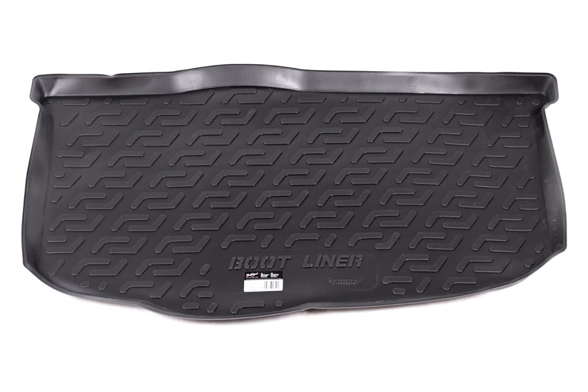 Коврик в багажник L.Locker, для Kia Soul (09-) comfort/luxe0103090201Коврик L.Locker производится индивидуально для каждой модели автомобиля из современного и экологически чистого материала. Изделие точно повторяют геометрию пола автомобиля, имеет высокий борт, обладает повышенной износоустойчивостью, антискользящими свойствами, лишен резкого запаха и сохраняет свои потребительские свойства в широком диапазоне температур (от -50°С до +80°С).