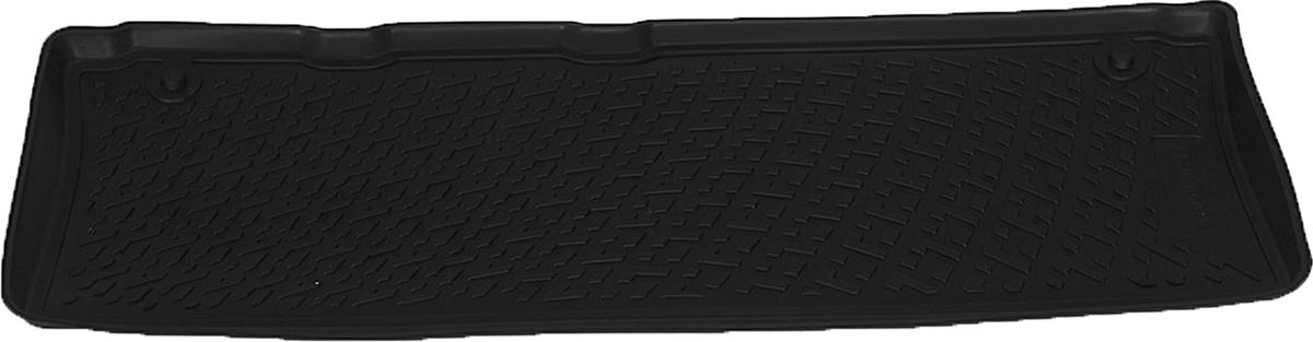 Коврики в салон автомобиля L.Locker, для Nissan Patrol VI Y62 (10-), 3-й ряд сидений0205080201Коврики L.Locker производятся индивидуально для каждой модели автомобиля из современного и экологически чистого материала. Изделия точно повторяют геометрию пола автомобиля, имеют высокий борт, обладают повышенной износоустойчивостью, антискользящими свойствами, лишены резкого запаха и сохраняют свои потребительские свойства в широком диапазоне температур (от -50°С до +80°С). Рисунок ковриков специально спроектирован для уменьшения скольжения ног водителя и имеет достаточную глубину, препятствующую свободному перемещению жидкости и грязи на поверхности. Одновременно с этим рисунок не создает дискомфорта при вождении автомобиля. Водительский ковер с предустановленными креплениями фиксируется на штатные места в полу салона автомобиля. Новая технология системы креплений герметична, не дает влаге и грязи проникать внутрь через крепеж на обшивку пола.