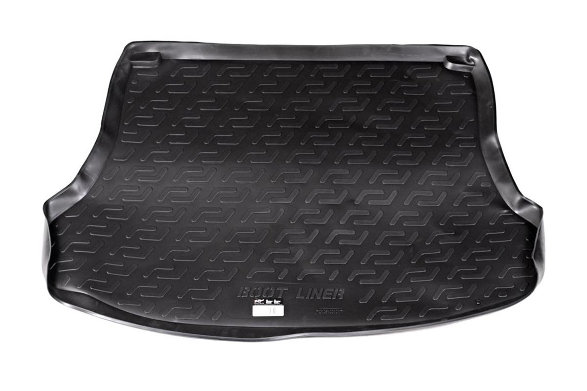 Коврик в багажник L.Locker, для Nissan Tiida sd (07-)0105100101Коврик L.Locker производится индивидуально для каждой модели автомобиля из современного и экологически чистого материала. Изделие точно повторяют геометрию пола автомобиля, имеет высокий борт, обладает повышенной износоустойчивостью, антискользящими свойствами, лишен резкого запаха и сохраняет свои потребительские свойства в широком диапазоне температур (от -50°С до +80°С).