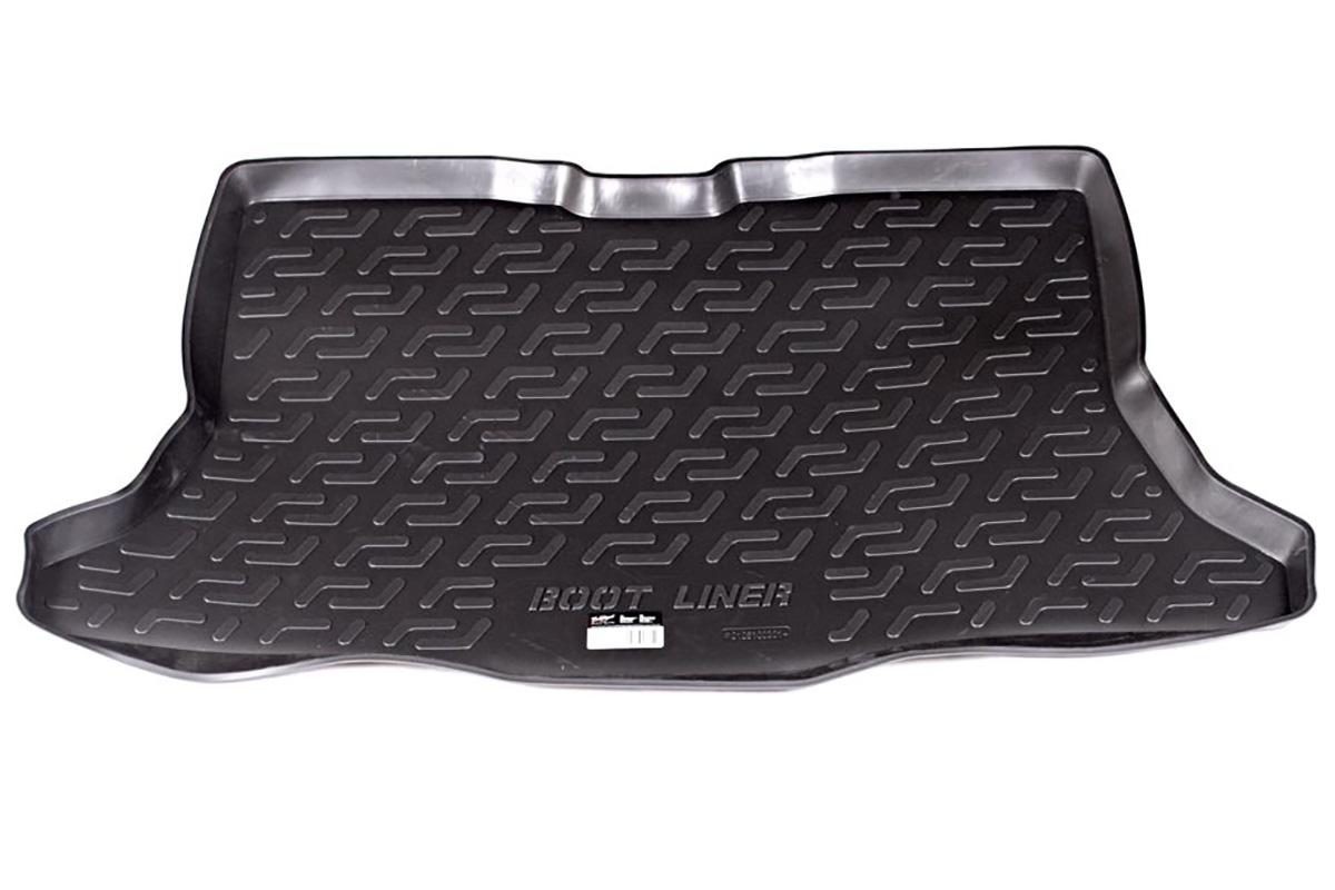 Коврик в багажник Nissan Tiida hb (07-) полиуретан0105100201Коврики производятся индивидуально для каждой модели автомобиля из современного и экологически чистого материала, точно повторяют геометрию пола автомобиля, имеют высокий борт от 4 см до 6 см., обладают повышенной износоустойчивостью, антискользящими свойствами, лишены резкого запаха, сохраняют свои потребительские свойства в широком диапазоне температур (-50 +80 С).