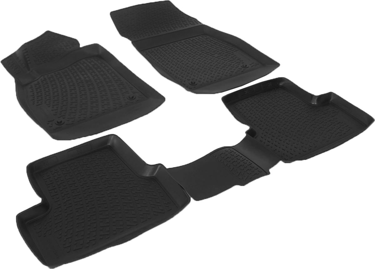 Коврики в салон автомобиля L.Locker, для Opel Astra J sd (12-)0211010901Коврики L.Locker производятся индивидуально для каждой модели автомобиля из современного и экологически чистого материала. Изделия точно повторяют геометрию пола автомобиля, имеют высокий борт, обладают повышенной износоустойчивостью, антискользящими свойствами, лишены резкого запаха и сохраняют свои потребительские свойства в широком диапазоне температур (от -50°С до +80°С). Рисунок ковриков специально спроектирован для уменьшения скольжения ног водителя и имеет достаточную глубину, препятствующую свободному перемещению жидкости и грязи на поверхности. Одновременно с этим рисунок не создает дискомфорта при вождении автомобиля. Водительский ковер с предустановленными креплениями фиксируется на штатные места в полу салона автомобиля. Новая технология системы креплений герметична, не дает влаге и грязи проникать внутрь через крепеж на обшивку пола.