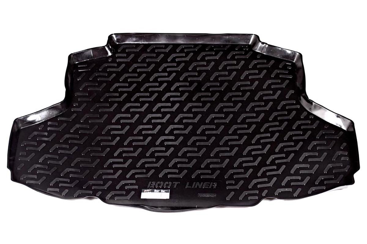 Коврик в багажник L.Locker, для Mitsubishi Lancer sd (03-07)0108020101Коврик L.Locker производится индивидуально для каждой модели автомобиля из современного и экологически чистого материала. Изделие точно повторяют геометрию пола автомобиля, имеет высокий борт, обладает повышенной износоустойчивостью, антискользящими свойствами, лишен резкого запаха и сохраняет свои потребительские свойства в широком диапазоне температур (от -50°С до +80°С).
