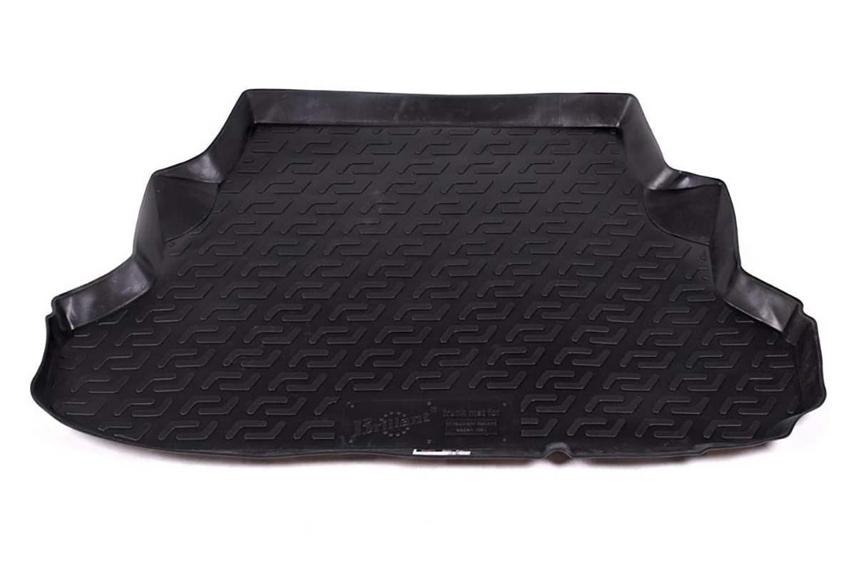 Коврик в багажник Mitsubishi Galant sd (06-) полиуретан mitsubishi galant legnum aspire модели 2wd
