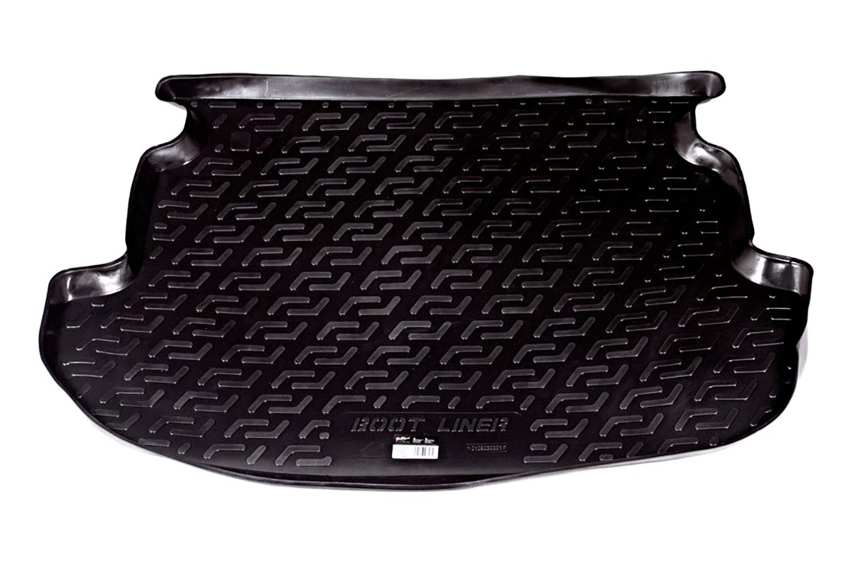 Коврик в багажник L.Locker, для Toyota Corolla, цвет: черный0109020301Коврики L.Locker производятся индивидуально для каждой модели автомобиля из современного и экологически чистого материала, точно повторяют геометрию пола автомобиля, имеют высокий борт от 4 см до 6 см. Обладают повышенной износоустойчивостью, антискользящими свойствами, лишены резкого запаха, сохраняют свои потребительские свойства в широком диапазоне температур (от -50°C до +80°С).Коврик предназначен специально для автомобиля Toyota Corolla.