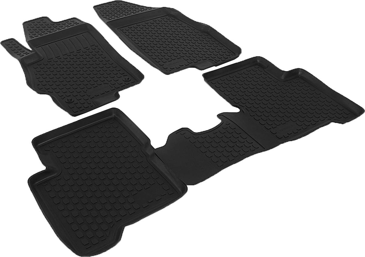 Набор автомобильных ковриков L.Locker для Fiat Linea (09-), в салон, 4 шт0215060101Коврики L.Locker производятся индивидуально для каждой модели автомобиля из современного и экологически чистого материала, точно повторяют геометрию пола автомобиля, имеют высокий борт от 3 см до 4 см, обладают повышенной износоустойчивостью, антискользящими свойствами, лишены резкого запаха, сохраняют свои потребительские свойства в широком диапазоне температур (от -50°С до +80°С).