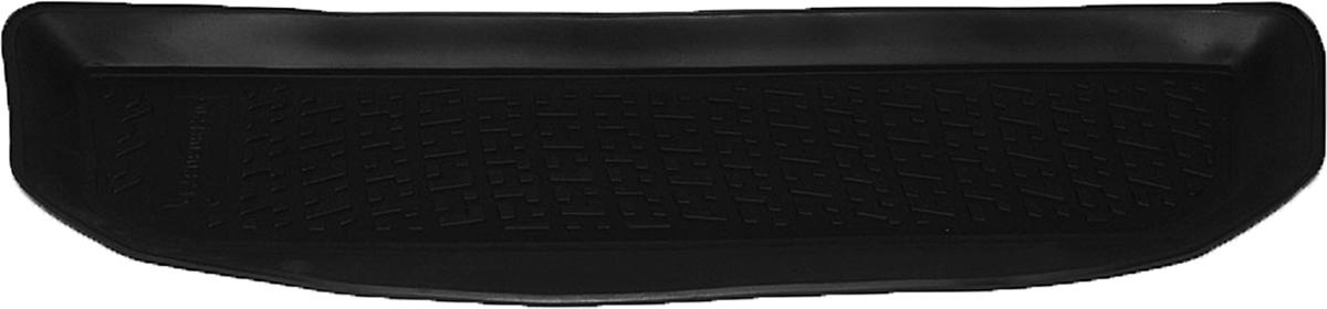 Коврики в салон автомобиля L.Locker, для SsangYong Rexton II (07-), третий ряд сидений0218030301Коврики L.Locker производятся индивидуально для каждой модели автомобиля из современного и экологически чистого материала. Изделия точно повторяют геометрию пола автомобиля, имеют высокий борт, обладают повышенной износоустойчивостью, антискользящими свойствами, лишены резкого запаха и сохраняют свои потребительские свойства в широком диапазоне температур (от -50°С до +80°С). Рисунок ковриков специально спроектирован для уменьшения скольжения ног водителя и имеет достаточную глубину, препятствующую свободному перемещению жидкости и грязи на поверхности. Одновременно с этим рисунок не создает дискомфорта при вождении автомобиля. Водительский ковер с предустановленными креплениями фиксируется на штатные места в полу салона автомобиля. Новая технология системы креплений герметична, не дает влаге и грязи проникать внутрь через крепеж на обшивку пола.